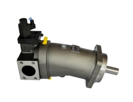 Select the main principles of the hydraulic pump